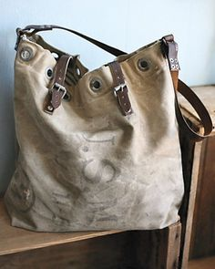 Image result for bag out of recycled mail