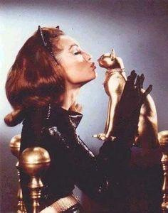 Julie Newmar - Catwoman