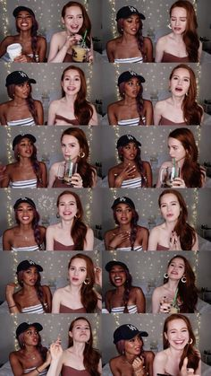 Cheryl and Toni Riverdale Funny, Riverdale Memes, Riverdale Cast, Cheryl Blossom Riverdale, Riverdale Cheryl, Vanessa Morgan, Archie Comics, Lili Reinhart, The Cw