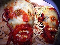 Zombie pasta. Of toch jaaaaa?