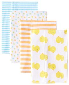 """Have you ever been to a baby shower where the mama-to-be received totally adorable gifts and you thought """"Why didn't I think todo that?"""" or """"I can definitely make those and not pay $20 for a set of 3!""""I am here to tell you, YOU CAN DO IT! Baby burp cloths are a fun shower …"""