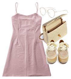 """Untitled #23270"" by florencia95 ❤ liked on Polyvore featuring Chanel and Chloé"