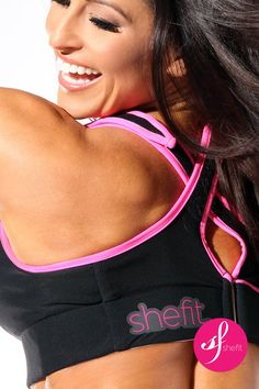 Sports bras are an essential item of clothing for women when exercising, there are many long term benefits. SHOP http://shop.shefit.com/collections/all-products/products/shefit-sports-bra #FitnessOutfits #FitnessGear