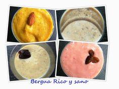 12 smoothies o batidos para disfrutar de deliciosas rebetas sanas y naturales
