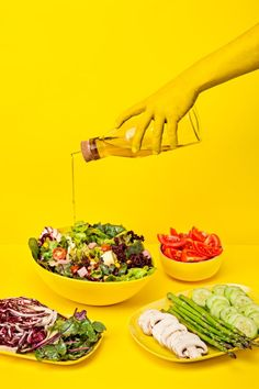A Bright & Colorful Restaurant with Branding to Match in main interior design art Category Restaurant Design Concepts, Colorful Restaurant, Mediterranean Recipes, Food Packaging, Packaging Design Inspiration, Mellow Yellow, Food Styling, Food Art, Food Photography