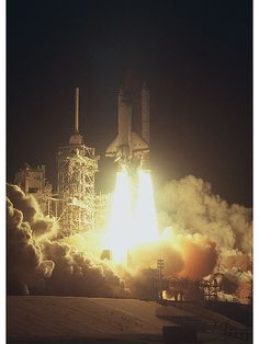 awesome space_shuttle_columbia_launch