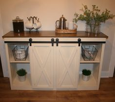 Hey, I found this really awesome Etsy listing at https://www.etsy.com/listing/262402767/farmhouse-style-buffet-table-or-tv