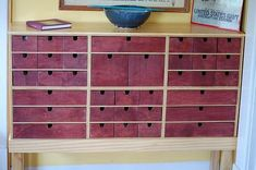 #ikea MOPPE (FIRA, MACKIS) mini chests of drawers: faux chest