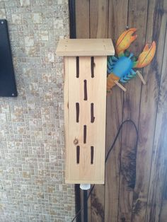 Custom Butterfly House  by SawdustisHappiness on Etsy