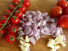 Tomatensüppchen – Mum is cooking