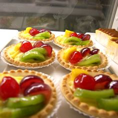 Tartaleta de Frutas #umm #Kaffetos #IHGFoodie #CrownePlazaRD #HotelenSantoDomingo