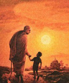 The secret? A little fraction of mercy of the Supreme. This is the secret… Mantra, Saints Of India, Lord Krishna Images, Krishna Pictures, Srila Prabhupada, Bhakti Yoga, Buddha Art, Krishna Radha, Bhagavad Gita