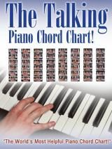 THE TALKING PIANO CHORD CHART     Learn To Recognize Major, Minor, Diminished, Augmented, 6th, 7th, and More Chords!