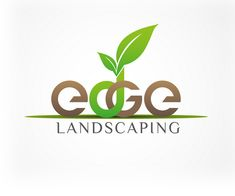Edge Landscaping = 31 Unique Landscape Logo Design ideas 2016 UK/USA
