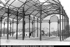 ICAS-SAHP Mercado del Barranco. 1970 ca. #sevillayer Archivo Cubiles