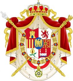 File:Grand Coat of Arms of Joseph Bonaparte as King of Spain2.svg