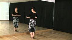 Técnica de baile flamenco: nivel básico: Pies #2