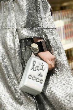 #CHANEL #MILKbag