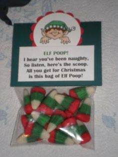 Paper Crafts by Candace: Elf Poop, Mini Hershey Bars and more Bookmarks!!