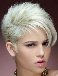 30 Short Blonde Hairstyles | Hair Style & Color Ideas | Pinterest ...