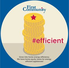 #efficient Grow into home energy efficiency.