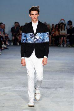 Frankie Morello - Men Fashion Spring Summer 2015 - Shows - Vogue.it