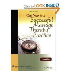 This book is definitely a worthwhile purchase for any massage therapist who is taking a look at expanding their marketing, whether or not they are simply getting started or have an active business they desire to increase.