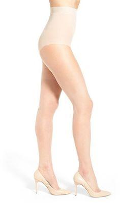 Women's Donna Karan The Nudes Control Top Pantyhose https://api.shopstyle.com/action/apiVisitRetailer?id=25233&pid=uid2500-37484350-28