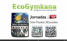 Es un proyecto interdisciplinar donde alumnos de 4ºESO diseñaron una gymkana educativa con códigos QR para sus compañeros de EIP y ESO.  URL del proyecto: http://sandiegoysanvicente.com/ecogymkana/
