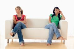 """How to Deal With a Roommate Fight 
