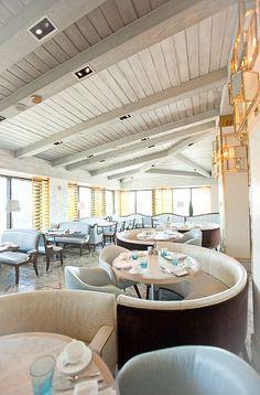 Gordon Ramsay's Restaurant: The London Hotel, Hollywood, LA, USA.