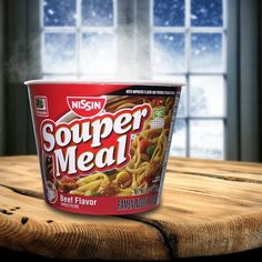 With soup this good, we can definitely warm up to heading outside!