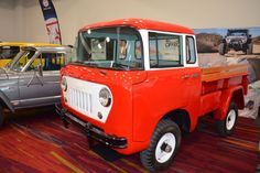 2015 SEMA Show Day 2 Ford Bronco 1 - Photo 158602520 - SEMA 2015 Day 2 – Custom Jeeps, Trucks & 4x4s