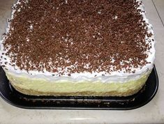 Gesztenyemasszás süti sütés nélkül - Egy az Egyben