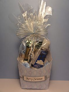 french fry box gift idea