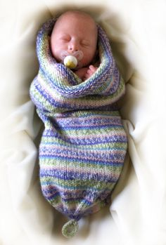 GrandmothersAttic.net - newborn baby COCOON - custom order slot
