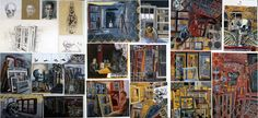 Adelaide McCluskey, St Matthew's Collegiate Saint Matthew, Level 3, Art Portfolio, Still Life, Art Boards, Scene, Artist, Top, Photography
