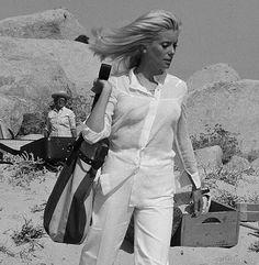 Hollywood Cinema, Vintage Hollywood, Hollywood Stars, Classic Hollywood, Catherine Deneuve, Nastassja Kinski, Ethereal Beauty, Raquel Welch, French Actress