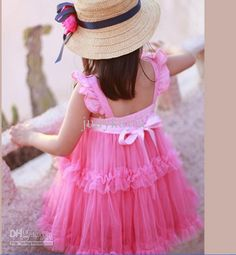 #girls Dress pleated skirt #Kids princess Dresses