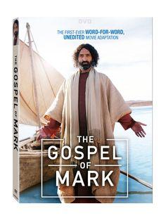 #TheGospelOfMark DVD releases 3/14 - word for word adaptation  #TheGospelOfMark