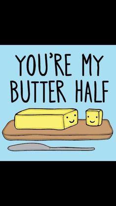 Cute love puns