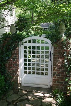 Brinker Garden - side gate | Flickr - Photo Sharing!