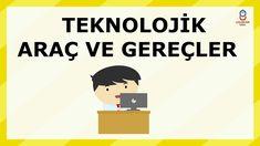 1. Sınıf Hayat Bilgisi Teknolojik Araç ve Gereçler Education, School, Memes, Music, Musica, Musik, Meme, Muziek, Onderwijs