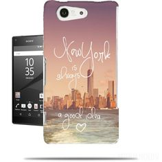 coque New York always... pour Sony Xperia Z5 Compact