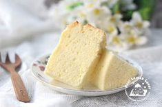 Nasi Lemak Lover: Durian Chiffon Cake 榴莲戚风蛋糕