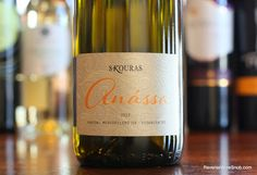 The Reverse Wine Snob: Skouras Anassa 2012 - A Moschofilero For The Masses. Who says you can't drink white wine in winter? 70% Moschofilero and 30% Viognier from Greece. $12 http://www.reversewinesnob.com/2014/01/skouras-anassa.html