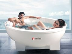 Model : RODEN Size : 1500 x 1500 x 610 mm Basic Functions : Computerized Control Panel (Optional) Water Level Controller Hand Shower Pop-Up Drainage System Bathtub Filler Spout with Hot & Cold Mixer Recreation Functions : FM System (Optional)... http://www.colstonconcepts.com/portfolio/roden/