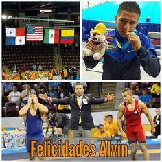 Felicidades de @powerclubpanama Panameño Alvin Almendras Medalla de plata en los Panamericanos de @toronto2015 en Lucha Greco Romana #Panama #PanAmxCOS