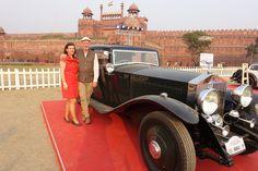 21 Gun Salute Rally - a Classic Car Event in New Delhi, India Delhi India, New Delhi, 21 Gun Salute, Rally, Antique Cars, Classic Cars, Guns, Vintage Cars, Weapons Guns