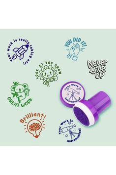 5 Best Selling Stamps for the Classroom - Blog 5 Best Selling Stamps for the Classroom Teaching Aids, Love Stamps, Classroom, Teacher, Student, Blog, Class Room, Professor, Teachers